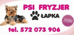 """Psi fryzjer """"Łapka"""""""